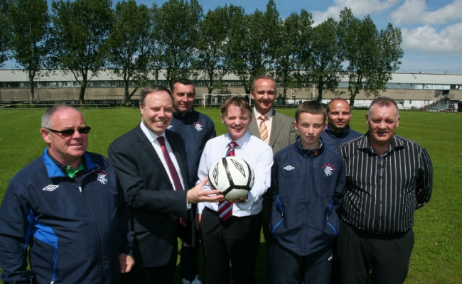 Charter Tv Packages >> Gers Launch NI Youth Camp - Rangers Football Club, Official Website
