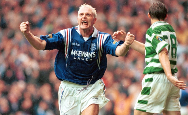 Charter Tv Packages >> Gers Stars Aid Gazza - Rangers Football Club, Official Website
