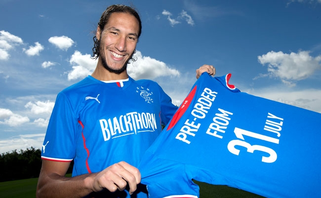 7dd255f19f6d Pre-Order Your Home Kit - Rangers Football Club