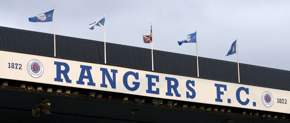 Ibrox Rangers Football Club Official Website