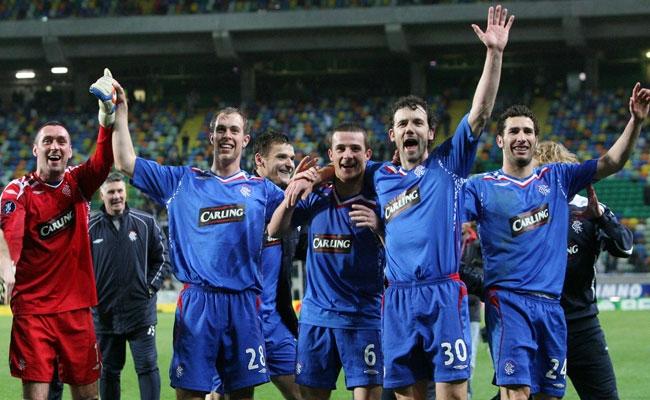 Rangers portugal