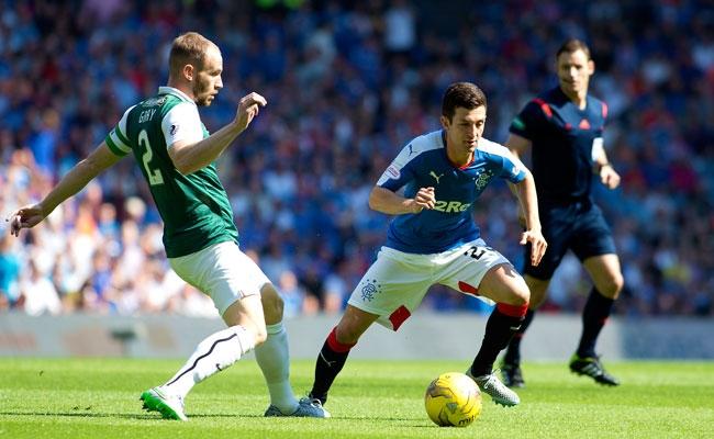 Rangers 1 Hibernian 3: match report - Telegraph   Hibernian-rangers