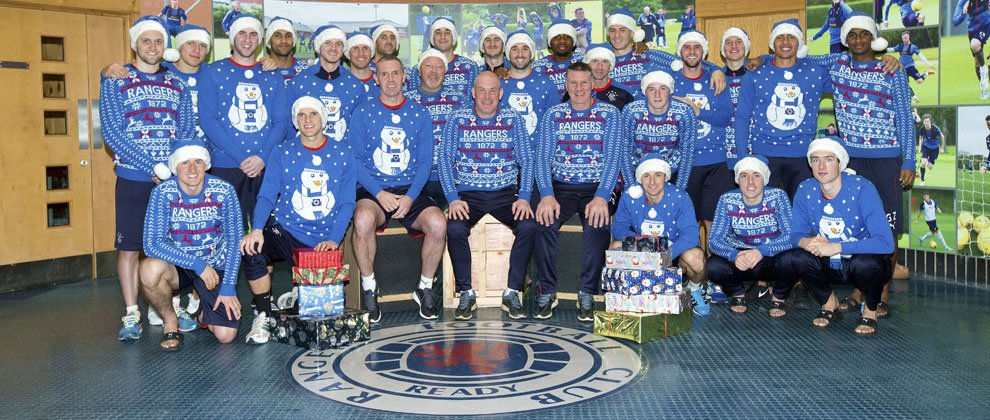 Merry Christmas From Rangers Rangers Football Club Official Website