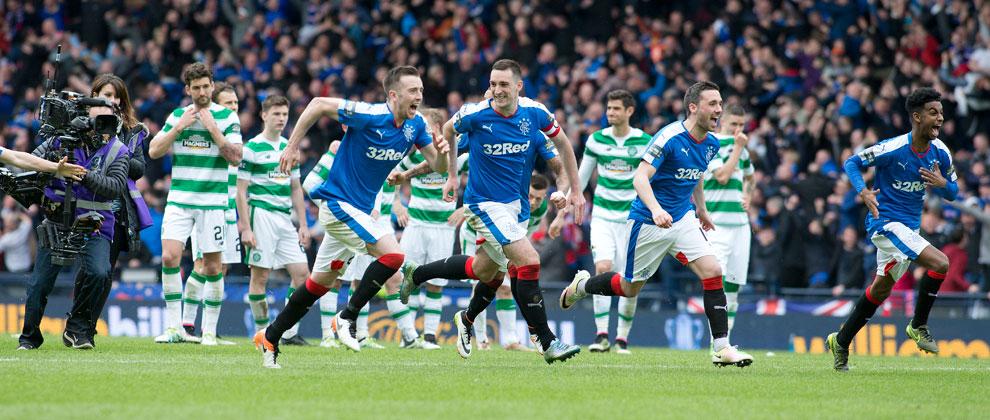 Rangers 2-2 Celtic (5-4 pens) - Rangers Football Club, Official Website