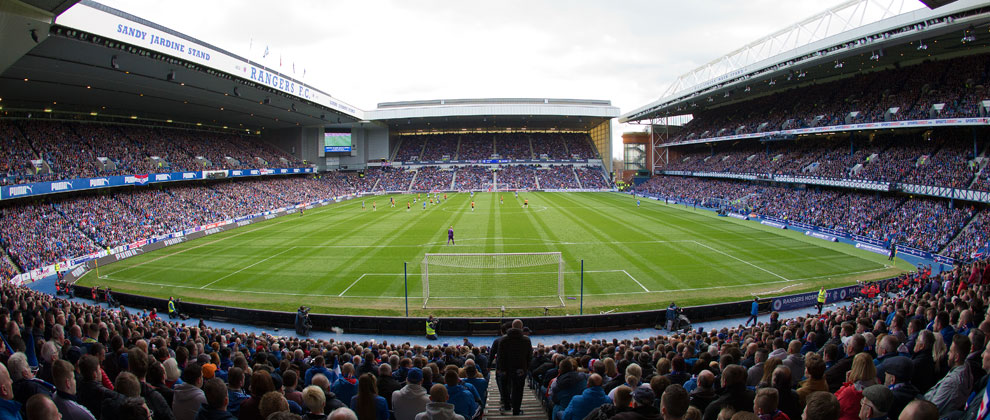Important Ticket Information Rangers Football Club