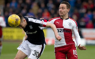 Gallery: The Dees v Gers