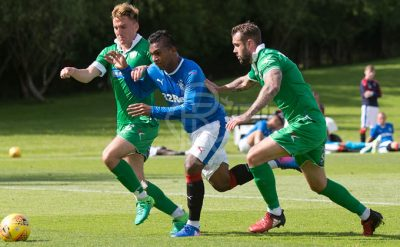 Gallery: The New Saints Friendly