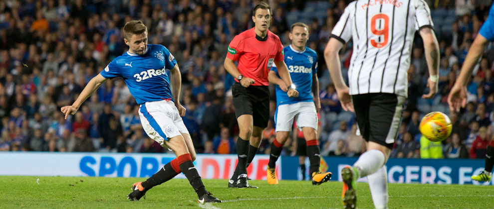 Rossiter Ready To Take Chance