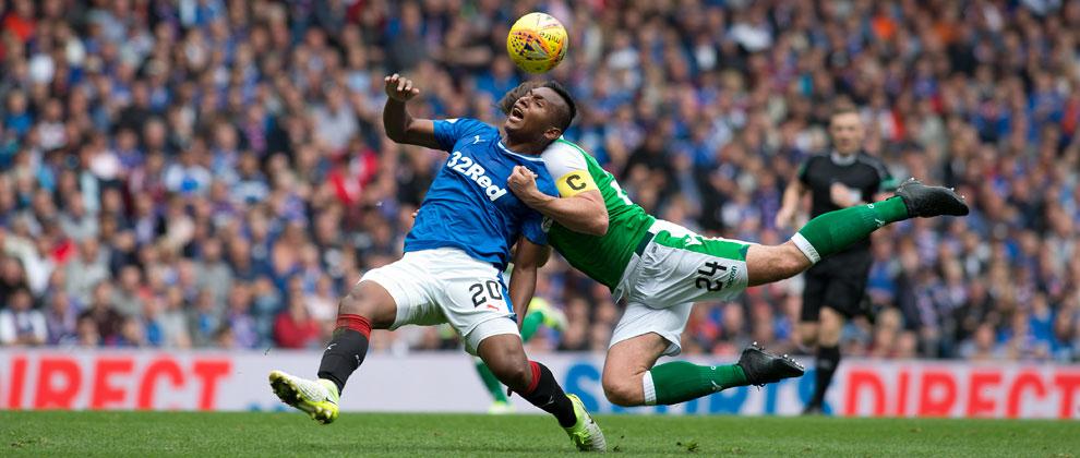 Rangers v Hibernian - William Hill Scottish Cup Final ...   Hibernian-rangers