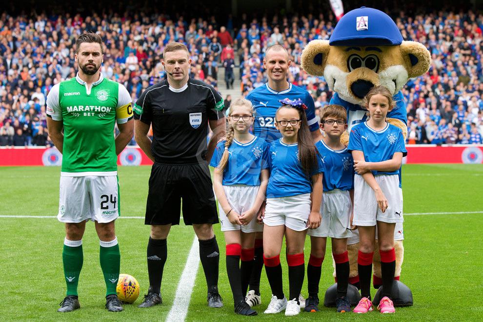 Gallery: Gers v Hibs - Rangers Football Club, Official Website   Hibernian-rangers