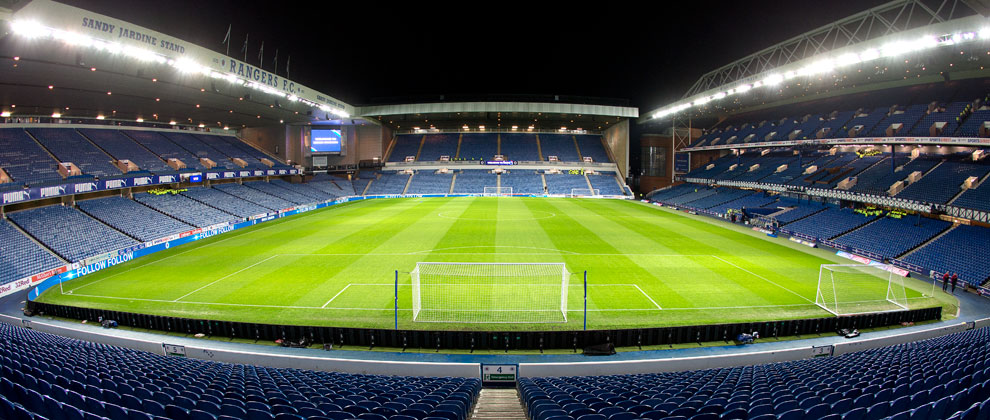 Image result for ibrox stadium