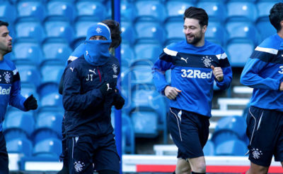Gallery: Russell Martin's First Day