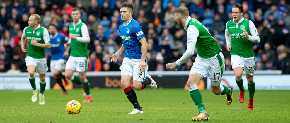 Rangers Players Rated And Slated In Their Comeback Win ...   Hibernian-rangers