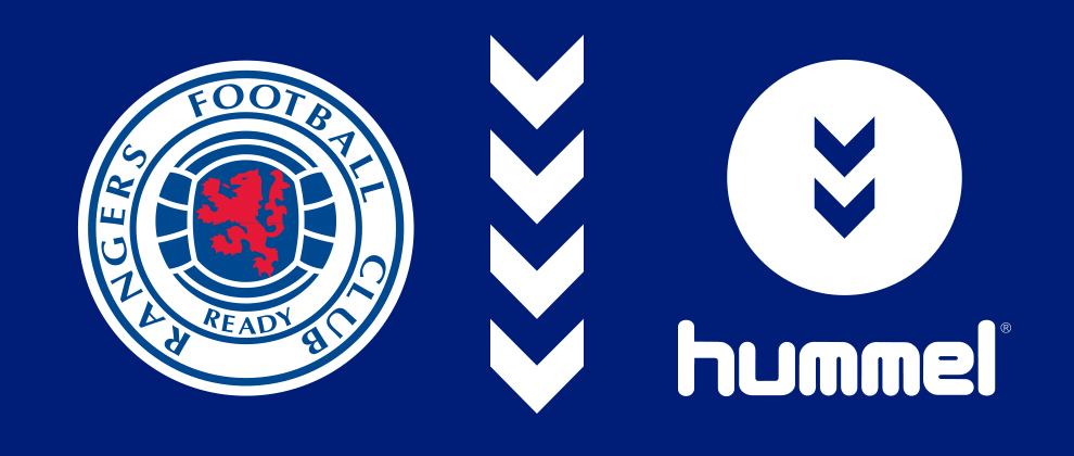 more photos c933f ce290 Rangers Announce New Kit Deal With Hummel - Rangers Football ...