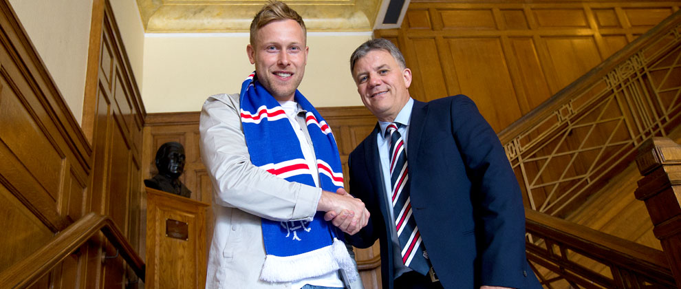 Arfield Exclusive First Interview