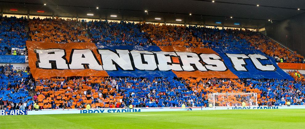 rangers fc tv