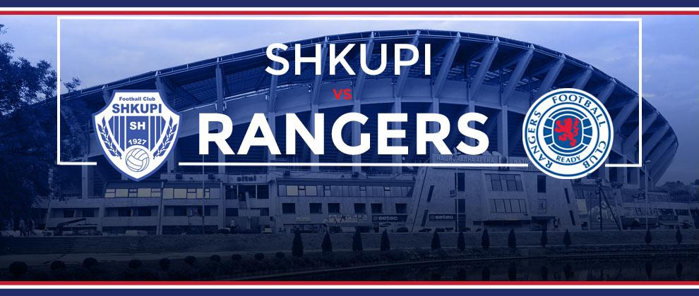 Watch Shkupi Away Tie Live Outside UK/ROI