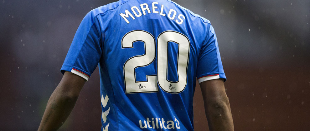 newest fa8ae 13568 Player Kit Sponsorship - Rangers Football Club, Official Website