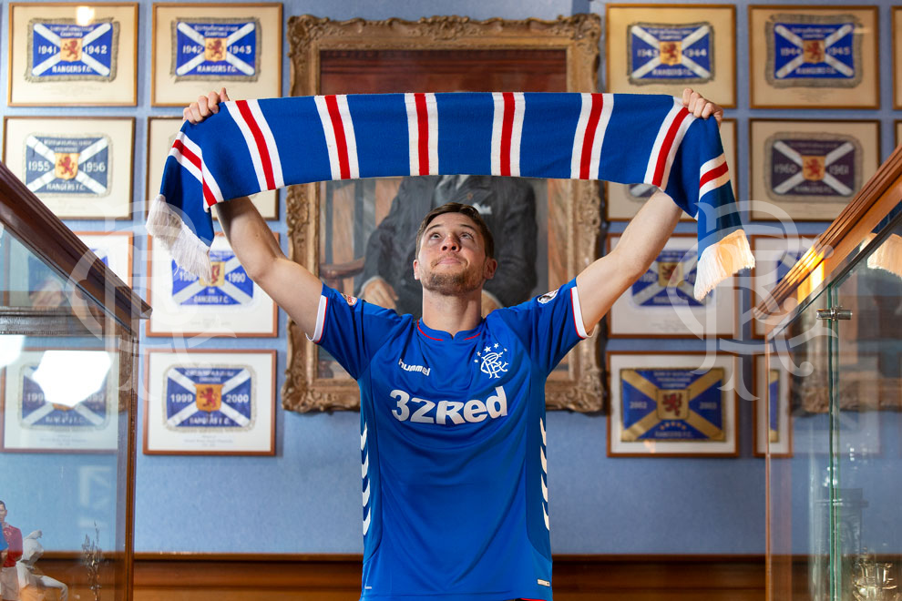 Fire, USMNT Defender Matt Polster Joins Scottish Club Rangers