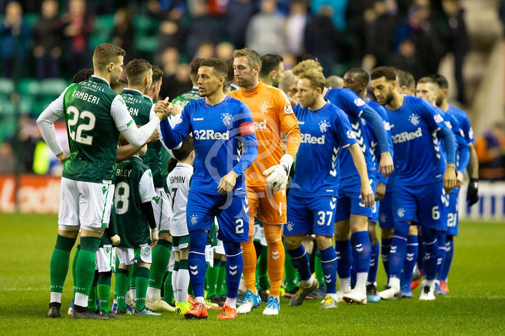 Hibs v Rangers: Scottish Cup Final - Mirror Online   Hibernian-rangers