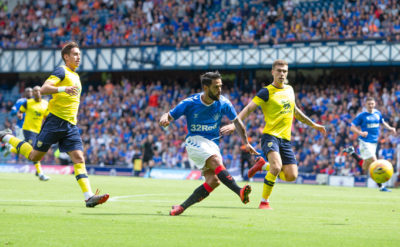 Gallery: Rangers 5-0 Oxford United