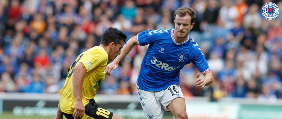 Andy: Gers Look Dynamic