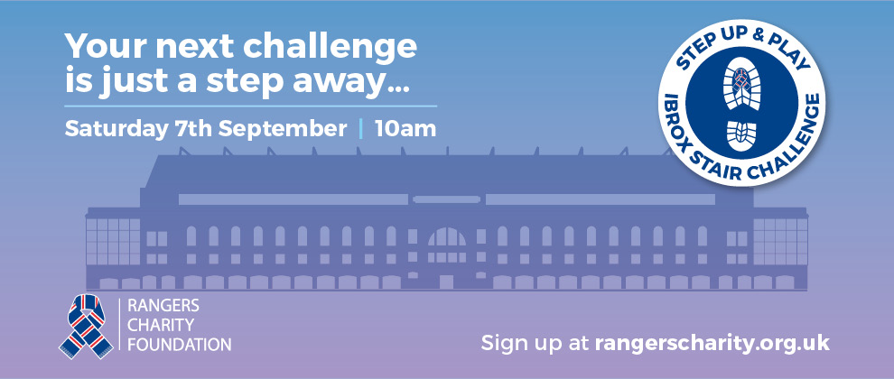Ibrox Stair Challenge