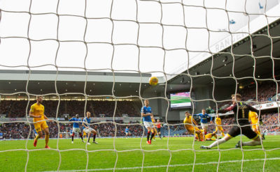 Gallery: Rangers 3-1 Livingston