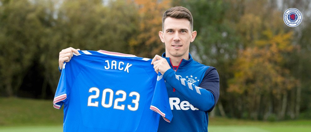 Jack Signs New Contract