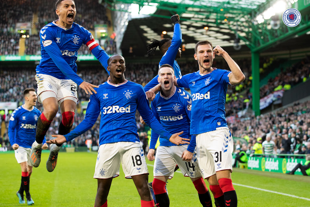 Celtic vs Rangers - 29/12/2019 - Rangers Football Club, Official Website