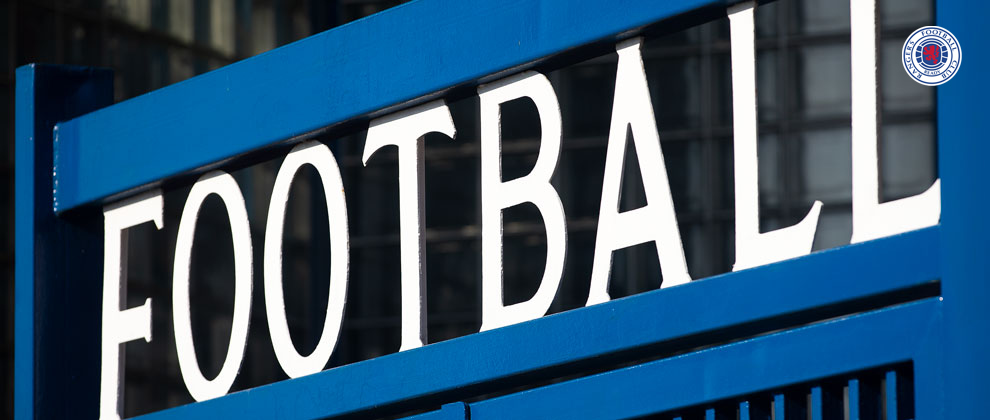Club Statement - Rangers Football Club, Official Website