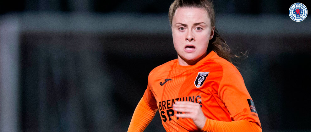 Gers Sign Kirsty Howat